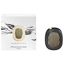 Buy Diptyque Car Scent Diffuser Online at johnlewis.com
