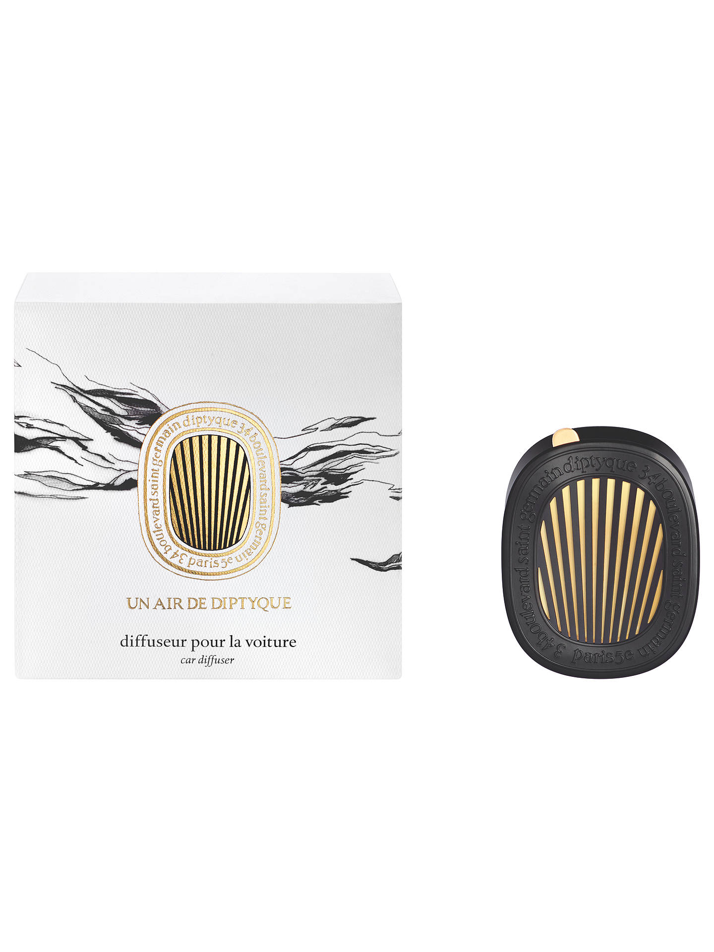 BuyDiptyque Car Scent Diffuser Online at johnlewis.com