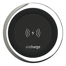 Buy Aircharge AIR0035 Qi Wireless Charger and USB Plug Kit Online at johnlewis.com