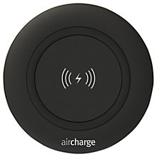 Buy Aircharge AIR0034 Qi Wireless Charger and USB Plug Kit Online at johnlewis.com