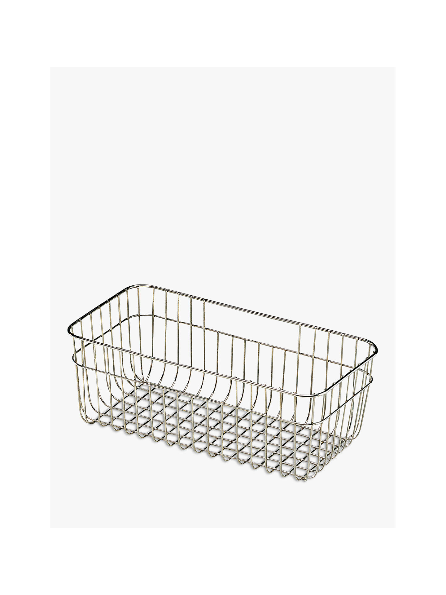 Clearwater Sonnet Kitchen Sink Wire Draining Basket, Small