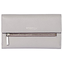 Buy Modalu Erin Leather Foldover Purse Online at johnlewis.com