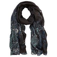 Buy Mint Velvet Roxan Printed Scarf, Multi Online at johnlewis.com