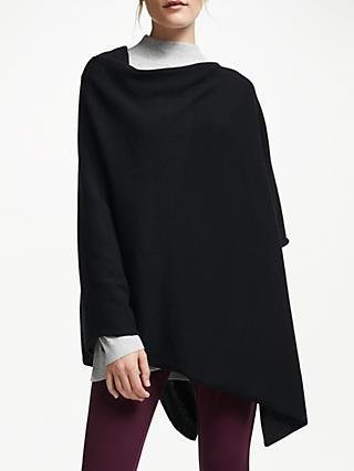 Winser London Cashmere-Blend Poncho