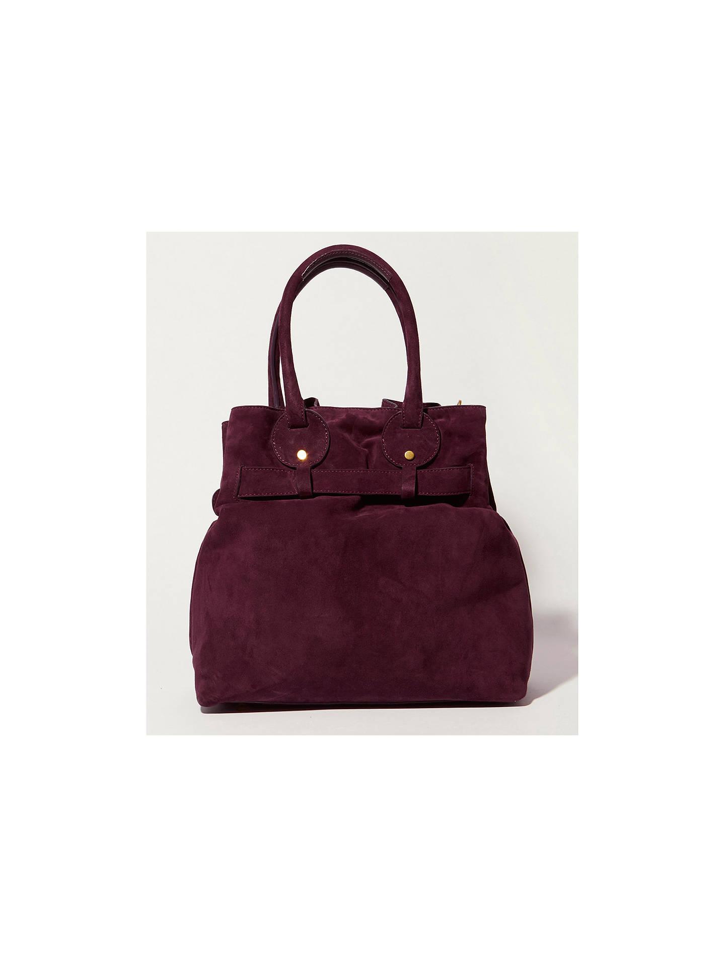 887c92f8e7 ... Buy Karen Millen Suede Studded Slouch Bag