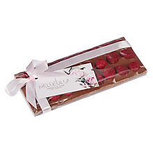 Buy Nelleulla Berry Love Raspberry Milk Chocolate Bar, 150g Online at johnlewis.com