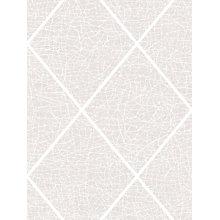 Buy Galerie Crackle Trellis Wallpaper Online at johnlewis.com