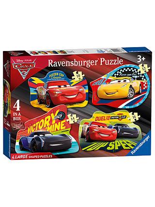 Ravensburger Lightning McQueen Jigsaw Puzzle 2 x 12 Piece