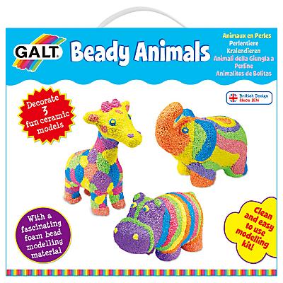 Image of Galt Beady Animals Kit