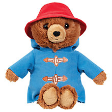 Buy Paddington Bear Soft Plush Toy Online at johnlewis.com