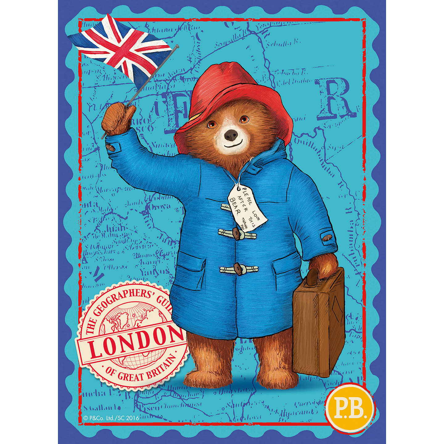Bear Cross Body Jigsaw Buy Cheap Fast Delivery Cheap Sale Discount slbbr