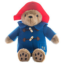 Buy Paddington Bear Large Soft Plush Toy Online at johnlewis.com