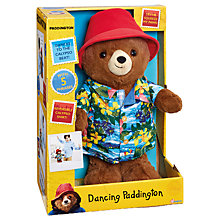 Buy Paddington Bear Dancing Paddington Online at johnlewis.com