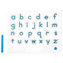 Buy A-Z Magnatabs, Lower Case Online at johnlewis.com