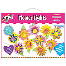 Buy Galt Flower Lights Craft Kit Online at johnlewis.com