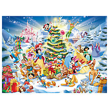 Buy Ravensburger Disney Christmas Eve 100 Piece Extra Large Jigsaw Puzzle Online at johnlewis.com
