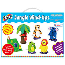 Buy Galt Jungle Wind Ups Kit Online at johnlewis.com