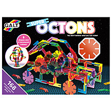 Buy Galt Super Octons Construction Kit Online at johnlewis.com