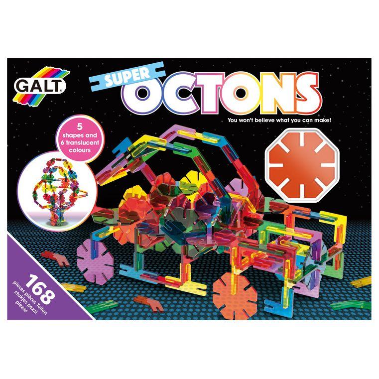Galt Galt Super Octons Construction Kit