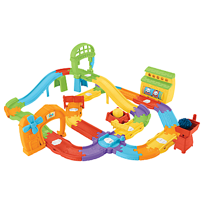 My First Thomas & Friends Destination Discovery Interactive Train Set