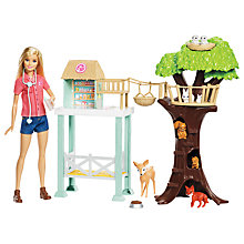 Buy Barbie Animal Rescue Playset Online at johnlewis.com