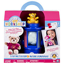 Buy Build-A-Bear Workshop Stuffing Station Online at johnlewis.com