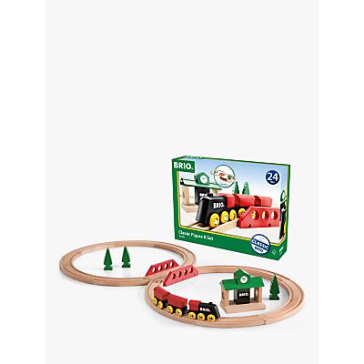 Brio Classic Railway Figure 8 Train Set