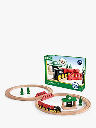Brio Classic Railway Figure 8 Train Set
