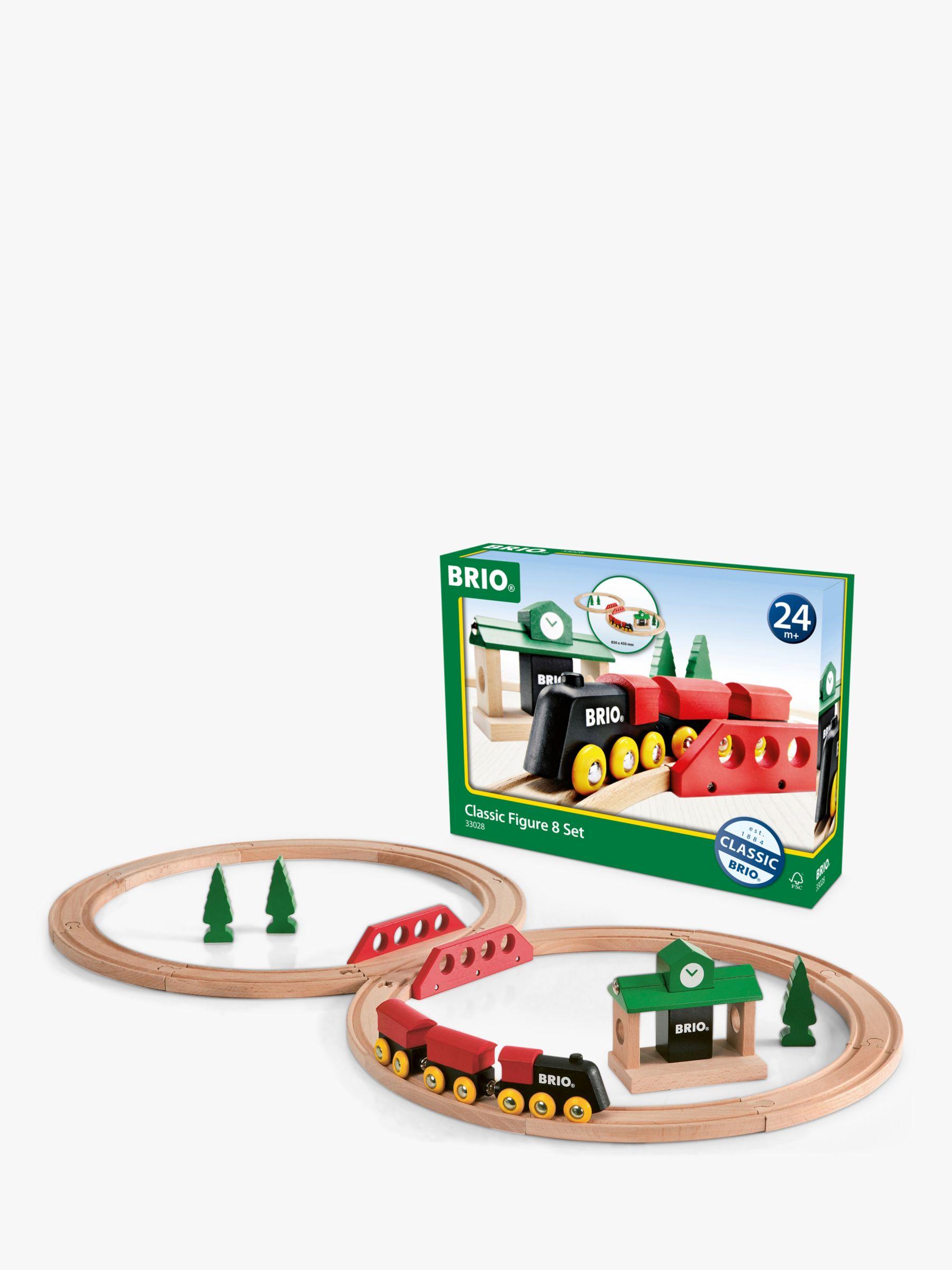 BRIO BRIO Classic Railway Figure 8 Train Set
