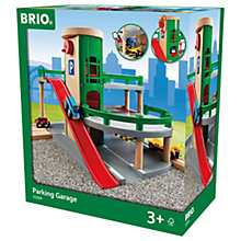 Buy Brio Parking Garage Playset Online at johnlewis.com