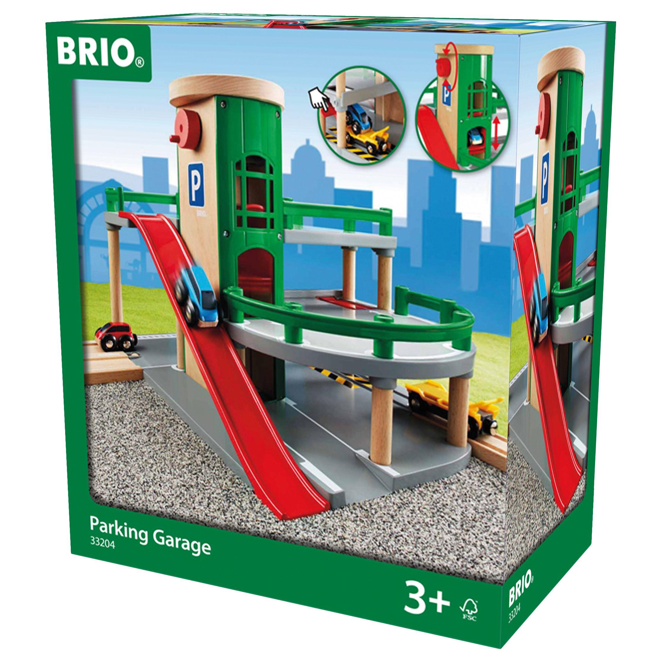 BRIO BRIO World Parking Garage