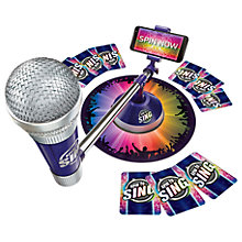 Buy Spin to Sing Game Online at johnlewis.com