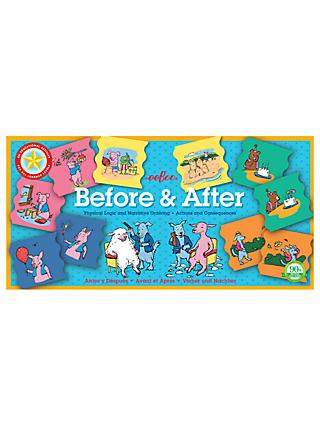 Eeboo Before And After Puzzle Game