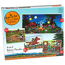 Buy Ravensburger The Highway Rat 4-in-1 Jigsaw Puzzle Online at johnlewis.com
