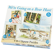 Buy We're Going On A Bear Hunt Jigsaw Puzzles Online at johnlewis.com