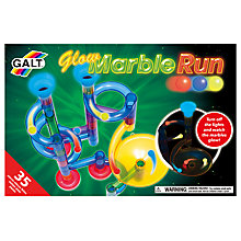 Buy Galt Glow Marble Run Online at johnlewis.com