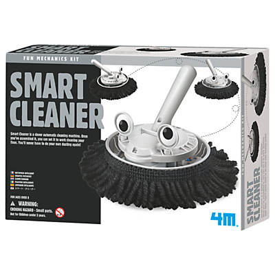 Image of 4M Build Your Own Smart Cleaner