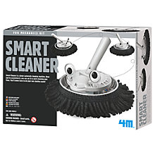 Buy 4M Build Your Own Smart Cleaner Online at johnlewis.com