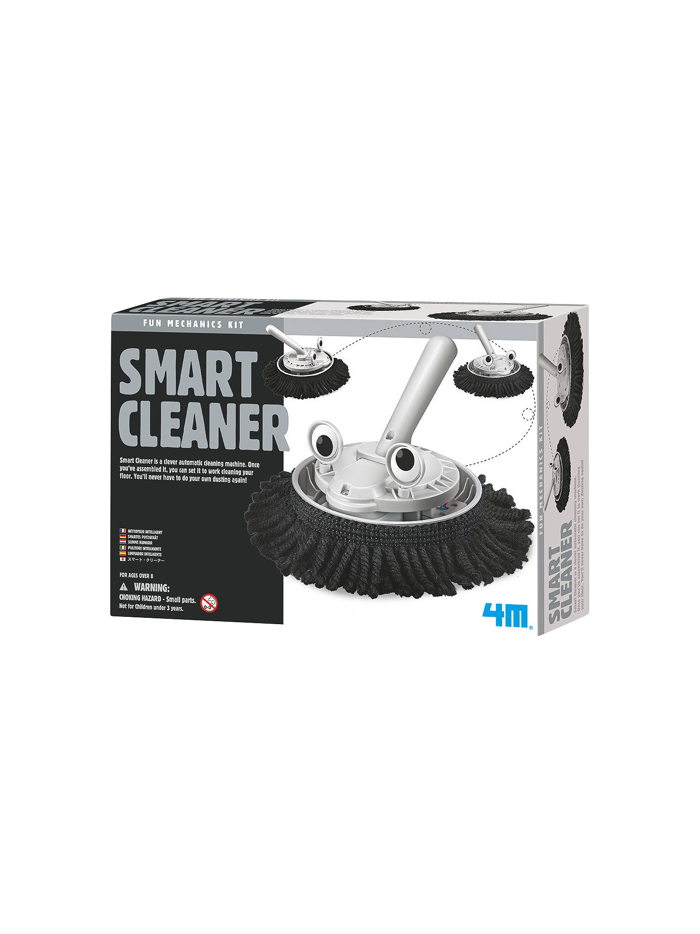 Buy Build Your Own Smart Cleaner Kit Online at johnlewis.com