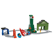 Buy Thomas & Friends Adventures Cranky At The Docks Online at johnlewis.com