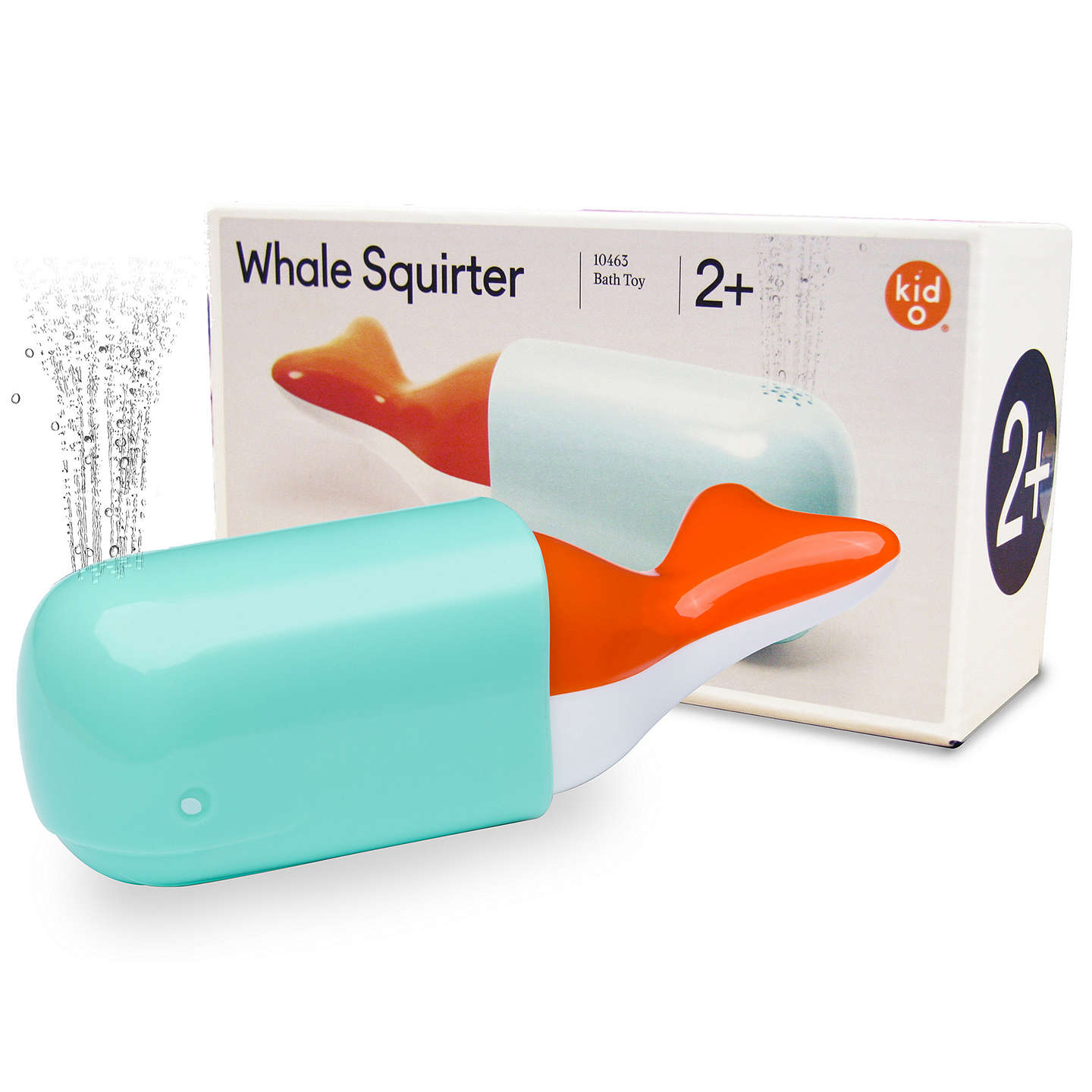 Buykid O Whale Squirter Bath Toy Online At Johnlewiscom