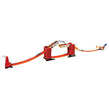 Buy Hot Wheels Track Builder Stunt Bridge Kit Online at johnlewis.com
