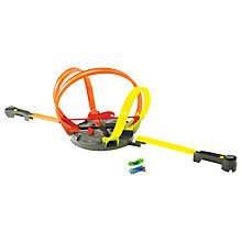 Buy Hot Wheels Roto Revolution Track Online at johnlewis.com