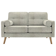 Buy G Plan Vintage The Sixty Five Small 2 Seater Sofa, Ash Leg, Etch Granite Online at johnlewis.com