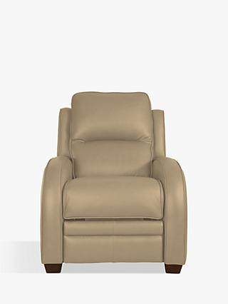 Parker Knoll Charleston Leather Power Recliner Armchair