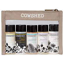 Buy Cowshed Pocket Cow Bath & Body Essentials Kit Online at johnlewis.com