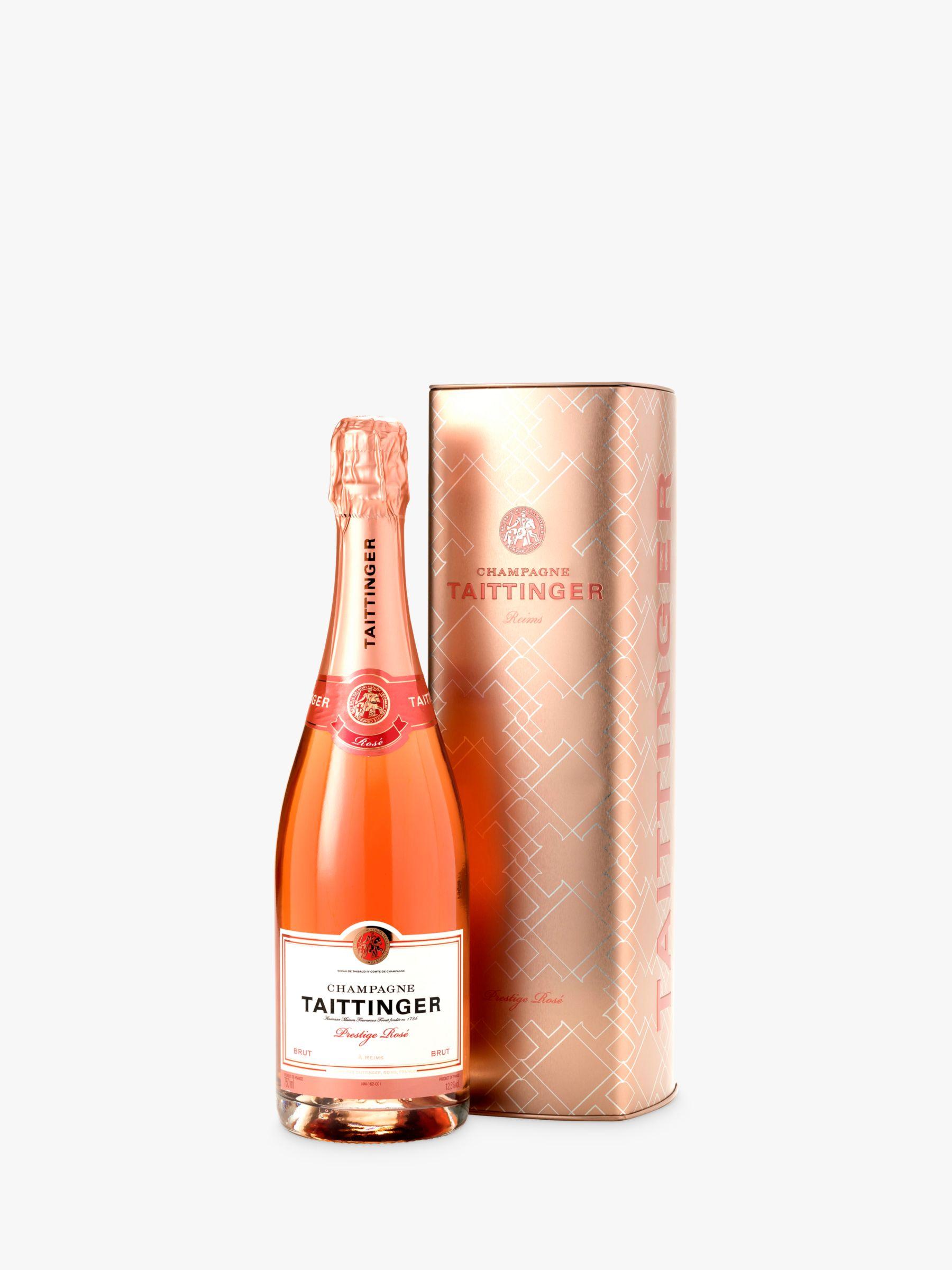 Taittinger Taittinger Brut Prestige Rose Champagne, 75cl