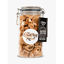 Buy The Snaffling Pig Co. Black Pepper Pork Crackling, 1.5L Online at johnlewis.com