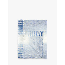 Buy John Lewis Coastal Polzeath Stripe Throw Online at johnlewis.com