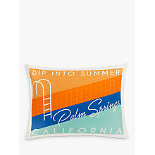 Buy John Lewis Palm Spring Cushion, Multi Online at johnlewis.com